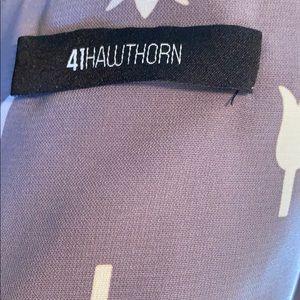 41 Hawthorn Tops - 41Hawthorn Floral Tank